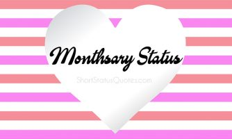 Monthsary Status – Happy Monthsary Status for Him & Her
