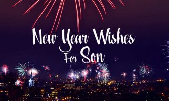 60+ New Year Wishes for Son & Happy New Year Messages 2020