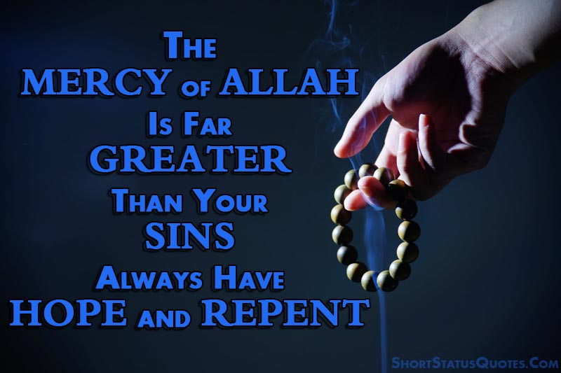 Pray-To-Allah-Status-and-short-quotes-about-his-mercy
