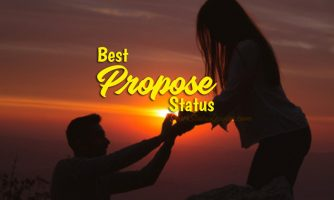 Propose Status for Whatsapp Facebook – Cute Romantic Quotes