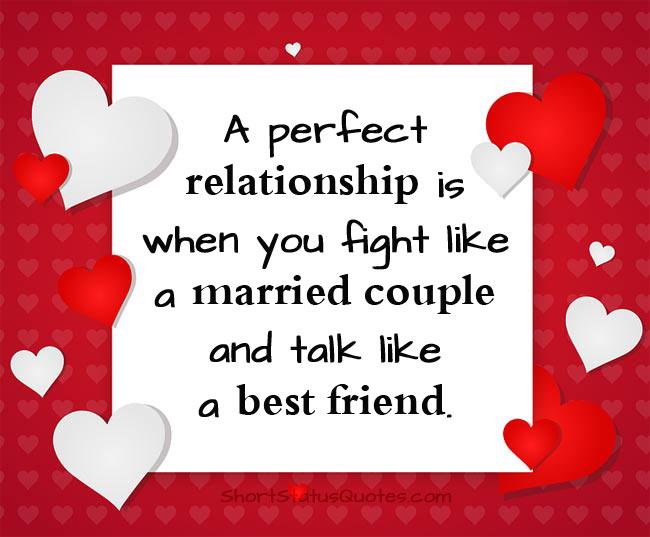 Relationship Status, Captions & Short Relationship Quotes