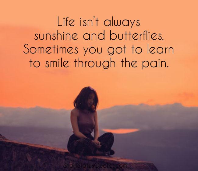 85+ Sad Life Status, Captions & Sad Quotes About Life