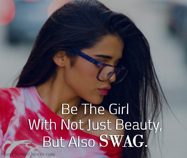 Cute Selfie Caption for Girls