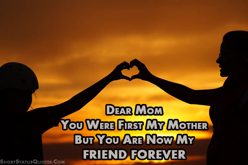 Short-Status-for-Mom-as-friend-forever