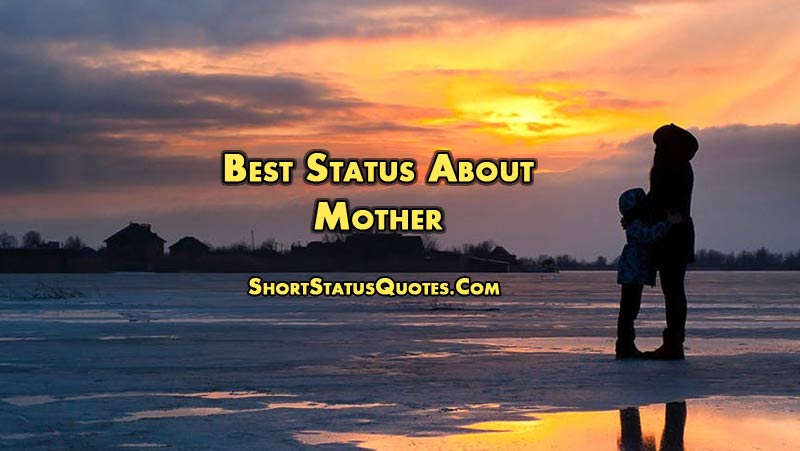 Status For Mom Love Thanks And Missing Status About Mother
