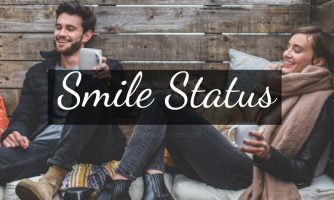 150+ [Best] Smile Status – Cute Smile Captions & Quotes