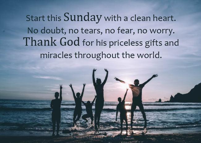 Sunday Status Sunday Captions Happy Sunday Messages