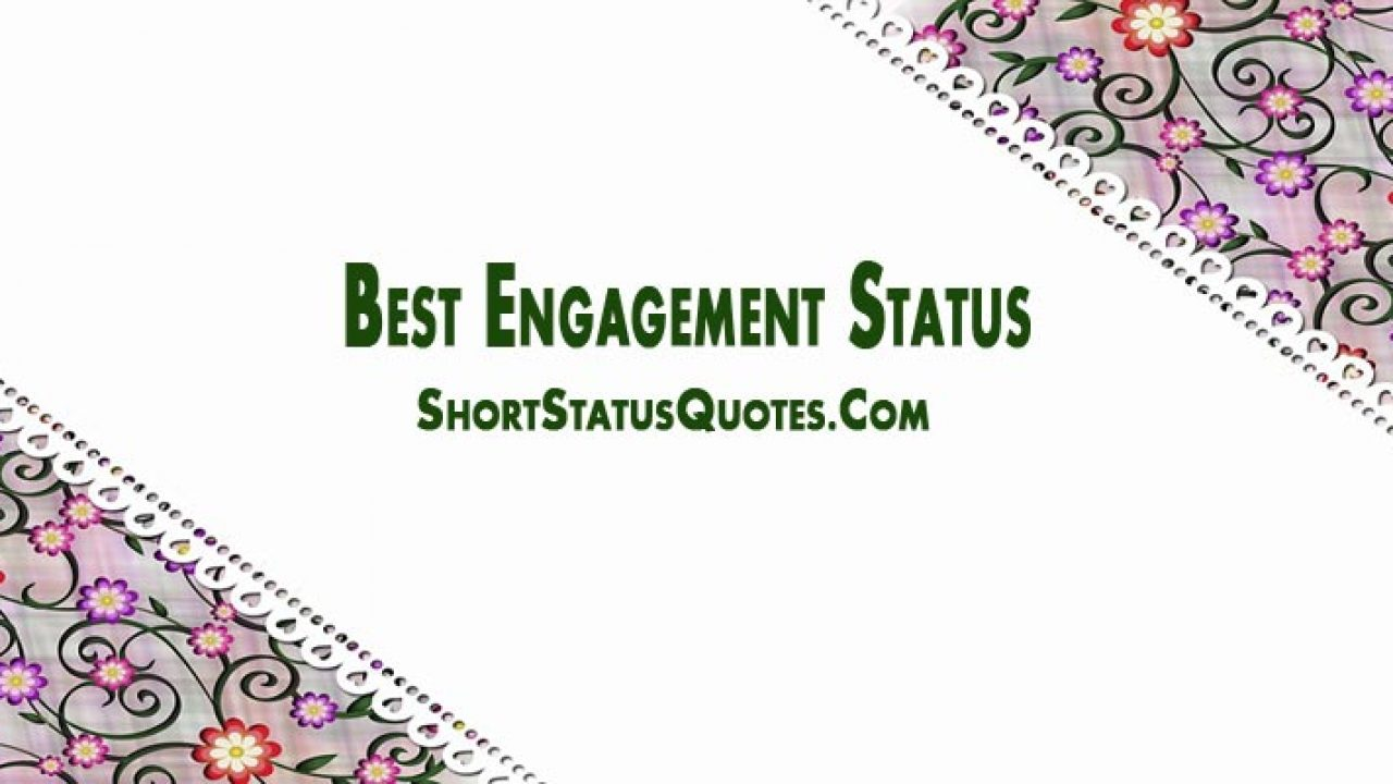 engagement status for facebook whatsapp and instagram