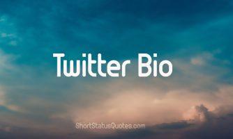 Twitter Bio & Funny Bio Ideas – Best Bio Lines for Twitter