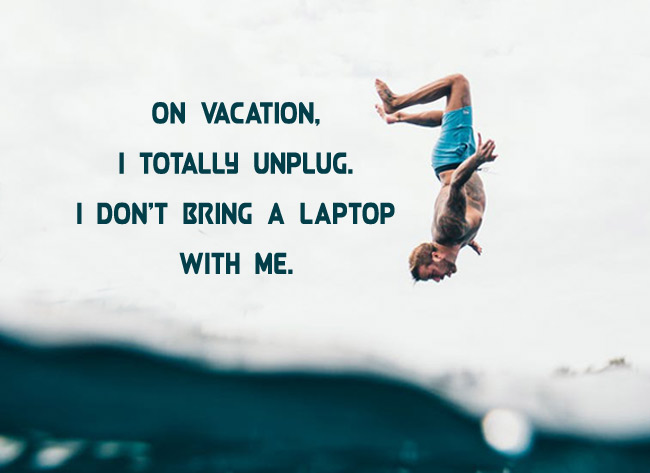 Vacation Captions for Boys