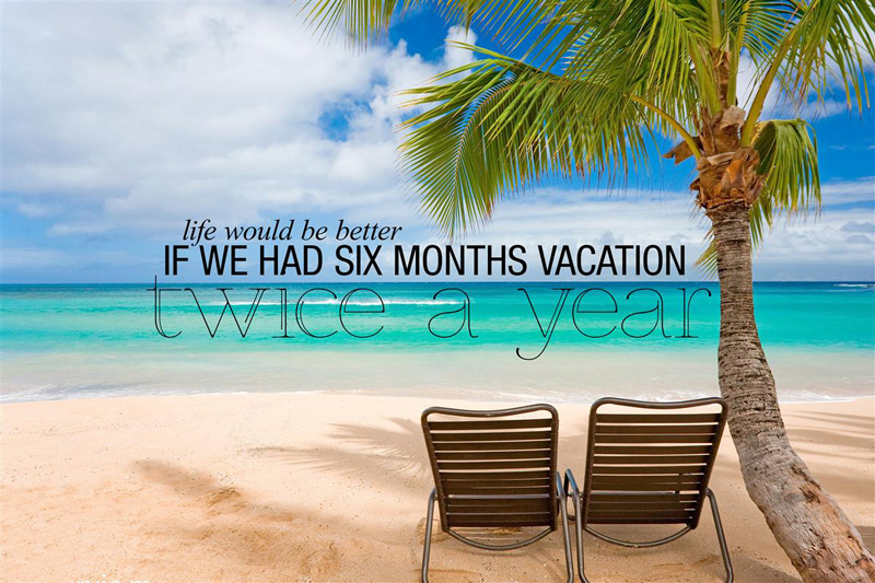 Vacation Quotes Impressive Vacation Status For Whatsapp & Facebook  Short Vacation Quotes