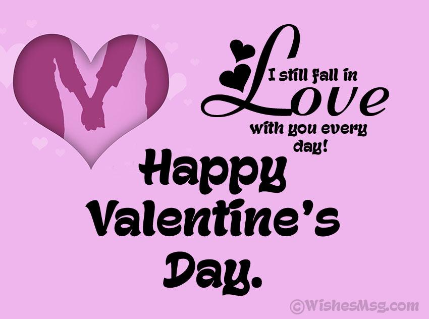 Valentine Love Status Messages