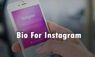 Bio for Instagram – Best Instagram Bio To Attract Followers