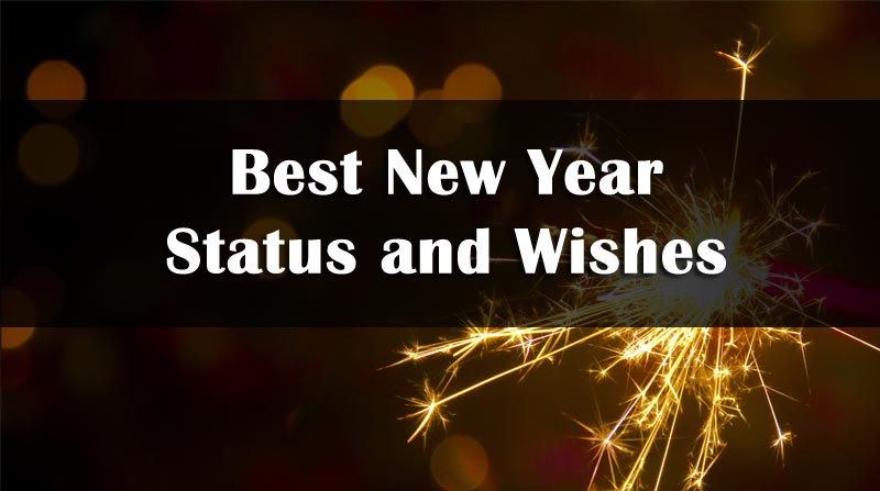 happy new year status captions new year wishes 2019
