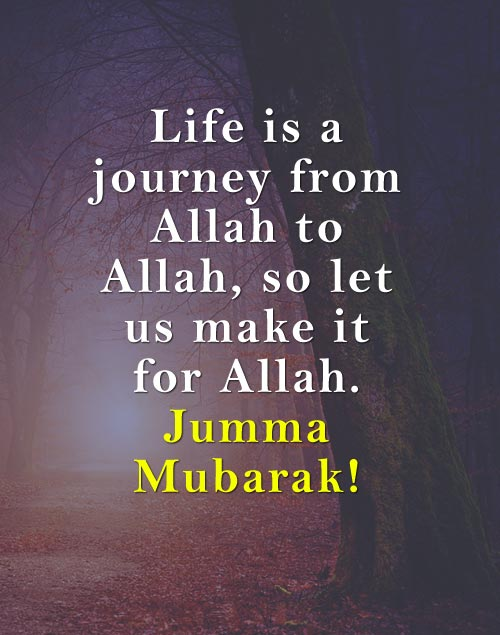 100 Best Jumma Mubarak Status Captions Quotes Wishes