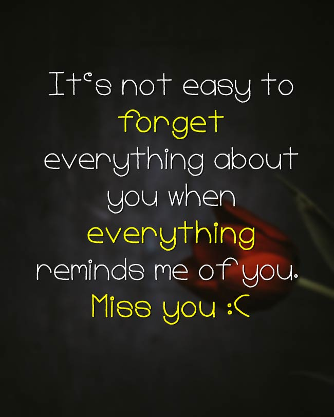 long missing you quotes